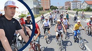19 Mayıs'ta Bisiklet Gezisi Düzenlendi
