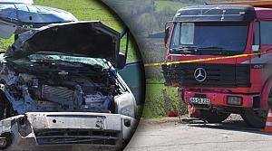 19 Mayıs'ta Trafik Kazası; 1 Ölü, 1 Yaralı