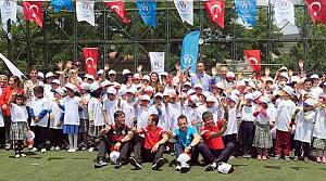 19 Mayıs'tan Kayseri'ye Dostluk Köprüsü