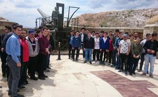 BAFİMDER'den İmam Hatip Lisesi Öğrencilerine Kültür Gezisi