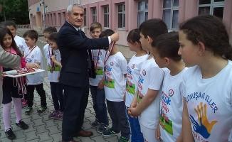 Kızılırmak İlkokulu'nun 'Sek Sek' Oyunu İl Birinciliği Getirdi