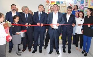 Mustafa Erdin İlk ve Ortaokulu'ndan Yılsonu Sergisi