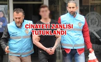 Samsun'daki AVM Cinayeti Zanlısı Tutuklandı