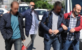 Samsun Merkezli FETÖ/PDY Operasyonu; 15 Gözaltı