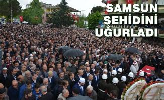 Şehit Mustafa Özdemir; Dualarla Toprağa Verildi
