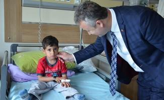 19 Mayıs Belediyesi 80 Çocuğu Sünnet Ettiriyor