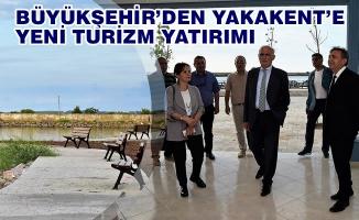 """Başkan Yılmaz: """"Yakakent'in Çehresi Değişiyor"""""""