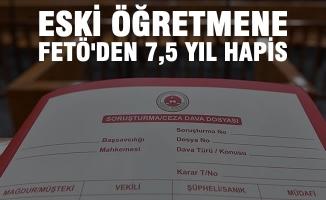 FETÖ/PDY Davasında Eski Öğretmene 7,5 Yıl Hapis Cezası