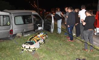 Samsun'da Midibüs ile Kamyonet Çarpıştı 5 Ölü, 3 Yaralı