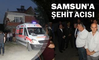 Samsunlu Hamza, Terhisine 16 Gün Kala Şehadet'e Erişti