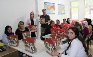 Havza'da El Sanatları Kursu Açıldı