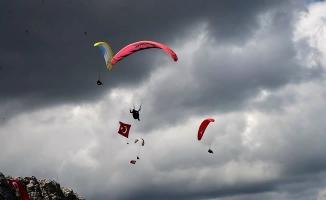 Uluslararası Kapıkaya Outdoor Extreme Festivali Başladı