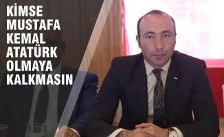 MHP Samsun İl Başkanı Tekin, Gazeteciler İle Bir Araya Geldi