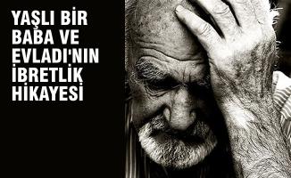 Yaşlı Bir Baba…