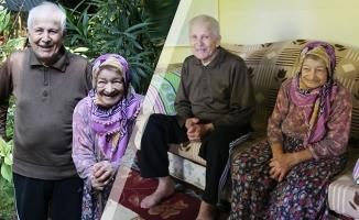 67 Yıllık Evliliklerinin Sırrı Sevgi Ve Hoşgörüde