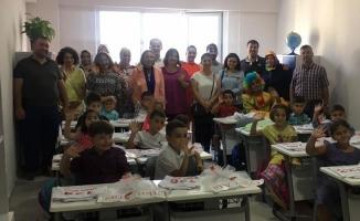 Bafra AK Okullarında Zil Çaldı, Öğrenciler Ders Başı Yaptı