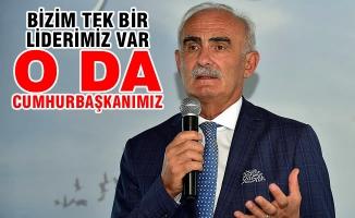 "Başkan Yusuf Ziya Yılmaz; ""2019 Süreci Başladı"""