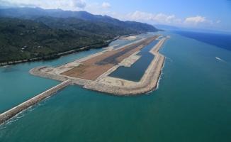 Ordu-Giresun Havalimanı'na DVOR cihazı kuruldu
