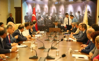 Samsun'da Yeni Eğitim-Öğretim Yılı Hazırlık Toplantısı