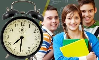 Samsun ve İlçelerinde Okul Saatleri Belirlendi