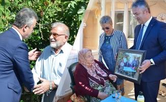 Topaloğlu Ailesi, Şehit Ailelerini Ziyaret Etti