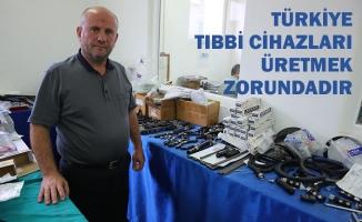 Türkiye Kendi Tıbbi Cihazlarını Üretmeye Hazır