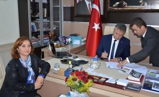 19 Mayıs Belediyesi; BES Sözleşmesini İmzaladı