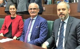 Başkan Yılmaz; AK Parti Grup Toplantısına Katıldı