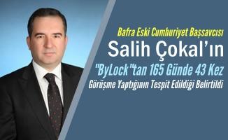 """Eski Bafra Cumhuriyet Başsavcısı """"Bylock""""cu Mu?"""