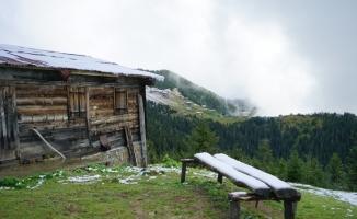 Kaçkar Dağları son misafirlerini uğurluyor