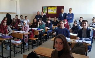 Milli Eğitim Müdürü Katipoğlu; Haftasonu Kurslarını Ziyaret Etti
