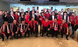 SAYSİAD; Ampute Futbol Milli Takımını Ağırladı