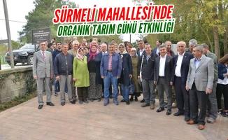 Vali Kaymak Bafra'da Organik Tarım Günü Etkinliğine Katıldı