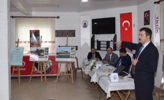 Alaçam'da Hibe ve Destekler Bilgilendirme Toplantısı Yapıldı