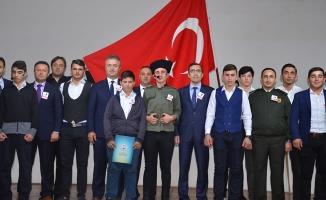 Atatürk; 19 Mayıs İlçesinde Saygıyla Anıldı
