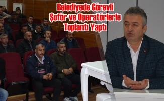 Başkan Topaloğlu; Belediyenin Gizli Kahramanlarıyla Buluştu