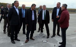 Çarşamba Havalimanı 7 Kasım'da Yeniden Faaliyete Geçiyor