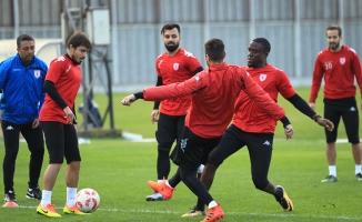 Samsunspor'da Futbolcular, Adanaspor Maçı İçin İddialı