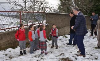 Başkan Topaloğlu; Kösedik Mahallesinde Öğrencilerle Buluştu