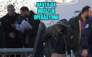 Gözaltına Alınan Hırsızlık Zanlısı 2 Kişi Tutuklandı