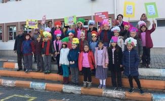 Kızılırmak İlkokulu Minikleri Halk Pazarında
