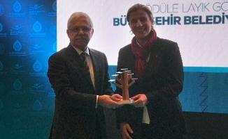 Samsun Büyükşehir Belediyesi'ne Bir Ödül Daha