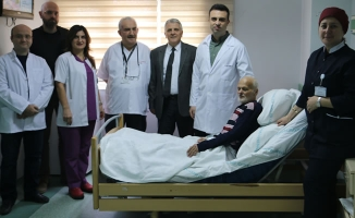 Samsun'da İki Hastanın Kalp Kapağı Ameliyatsız Değiştirildi