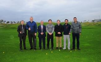 Samsun Golf Sahası Ukrayna Golf Federasyonu Başkanını Bile Şaşırttı