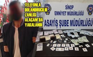 Sinop'ta Telefonla Dolandırıcılık İddiası