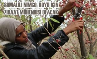 Somalili Nimco, Köyü İçin Ziraat Mühendisi Olacak