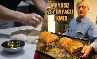 Zeytinyağlı Mayasız Ekmeği Tüketicilerin Beğenisine Sundu