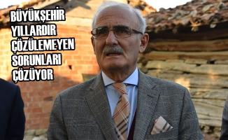 Başkan Yılmaz: Samsun'da Güzel İzler Bırakmak İçin Çalışıyoruz