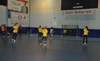 Kastamonu Belediyespor'un rakibi Byasen Handball Elite