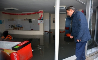 Zonguldak'taki fırtına